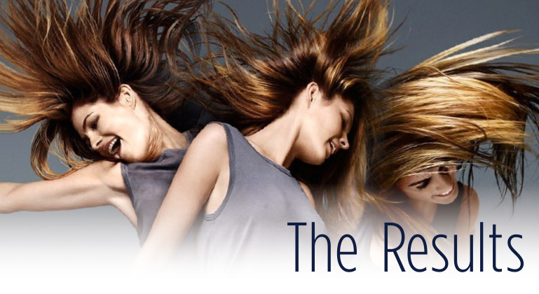 The Renessence Haircare Results